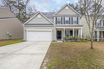 Summerville Single Family Home For Sale: 3027 Ellington Drive