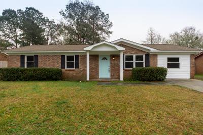 Summerville Single Family Home For Sale: 213 Gardenia Street
