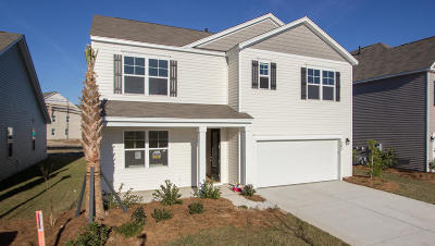 Summerville Single Family Home For Sale: 120 Greenwich Drive