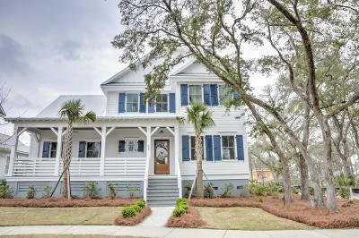 Charleston Single Family Home For Sale: 458 Lesesne Street