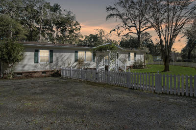 Single Family Home For Sale: 5406 Henry Floyd Road