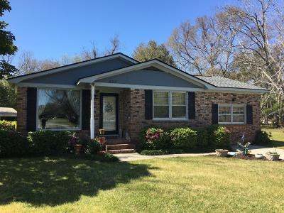 James Island Single Family Home For Sale: 727 Clipper Street