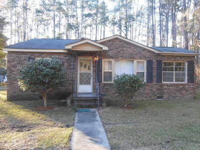 Walterboro Single Family Home For Sale: 320 Laurel Avenue