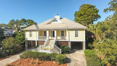 Single Family Home For Sale: 510 W Beach Court