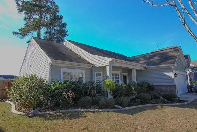 Hanahan Single Family Home For Sale: 8004 Hydrangea Lane
