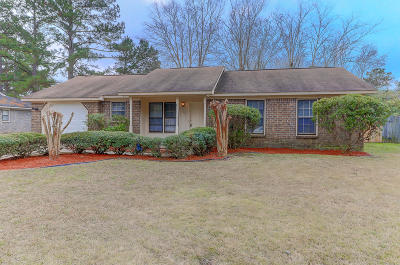 Single Family Home For Sale: 7763 Rosin Drive