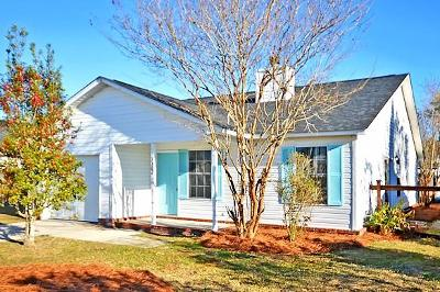 Single Family Home For Sale: 1302 Lawton Court