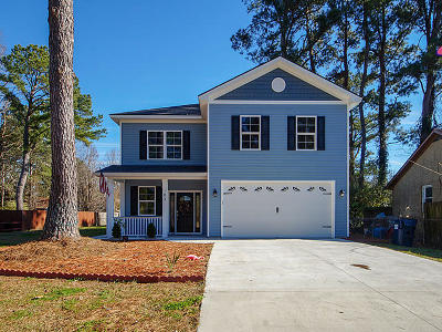 Ladson Single Family Home For Sale: 103 Sonia Drive