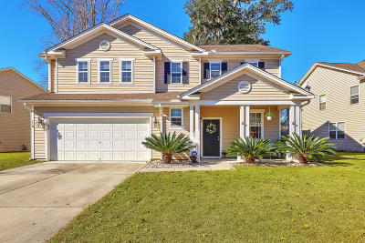 Ladson Single Family Home For Sale: 710 Professor Drive