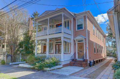 Charleston Multi Family Home For Sale: 55 Montagu Street