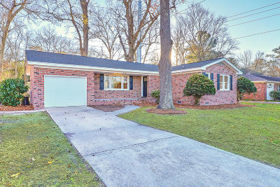 Charleston Single Family Home For Sale: 2141 N Dallerton Circle