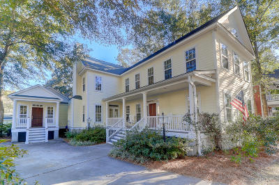 Mount Pleasant Single Family Home For Sale: 1113 Sea Island Crossing Lane