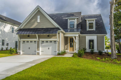 Mount Pleasant Single Family Home For Sale: 1409 Appling Drive #Lot 3