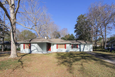 Single Family Home For Sale: 1332 S Sherwood Drive