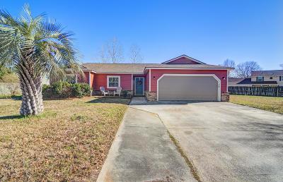 Single Family Home For Sale: 400 Woodbridge Drive