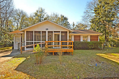 Single Family Home For Sale: 1454 Village Rd