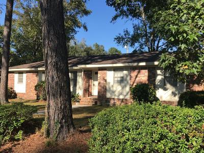 Charleston Single Family Home For Sale: 1079 Orange Grove Road