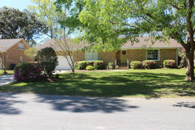 Charleston Single Family Home For Sale: 879 Friendly Circle