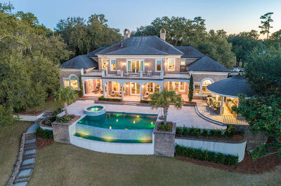 Charleston Single Family Home Contingent: 4 Country Club Drive Drive