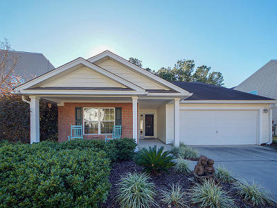 Ladson Single Family Home For Sale: 177 Sweet Alyssum Drive
