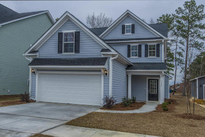 Charleston County Single Family Home Contingent: 2306 Town Woods Road