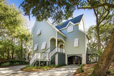 Isle Of Palms SC Single Family Home For Sale: $1,375,000