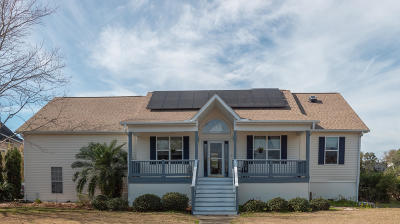 Charleston Single Family Home For Sale: 1405 Armistice Point