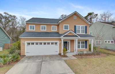 Single Family Home For Sale: 8417 Taylor Plantation Road