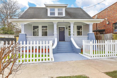 Single Family Home For Sale: 1 Benson Street
