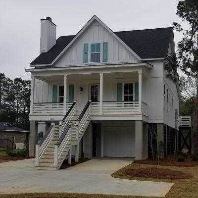 Johns Island Single Family Home For Sale: 1464 River Road