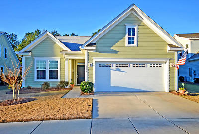 Summerville Single Family Home For Sale: 5033 Song Sparrow Way