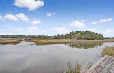 Johns Island Single Family Home For Sale: 5762 Chisolm Road