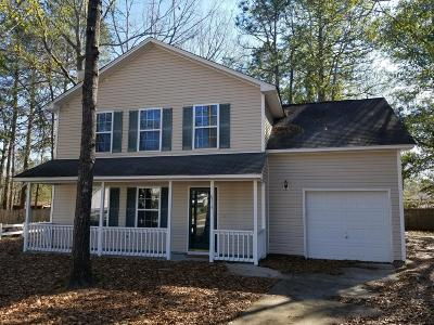 North Charleston Single Family Home For Sale: 8214 Continental Court