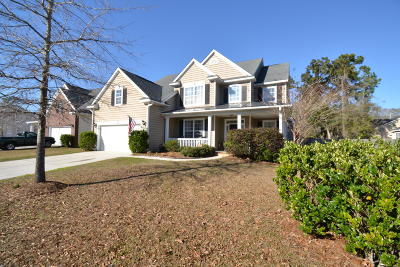 Carolina Bay Single Family Home For Sale: 2912 Amberhill Way