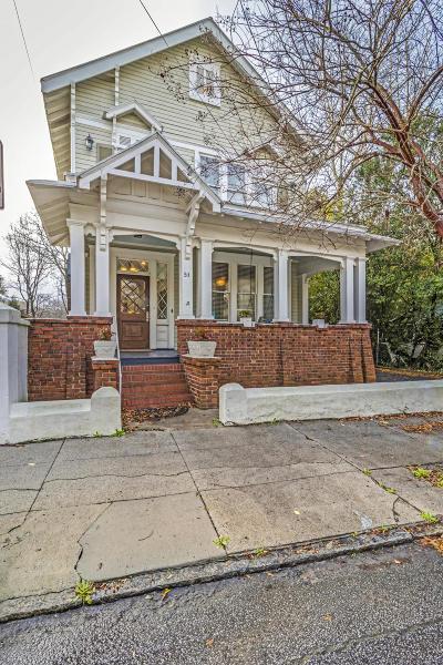 Single Family Home For Sale: 53 Vanderhorst Street