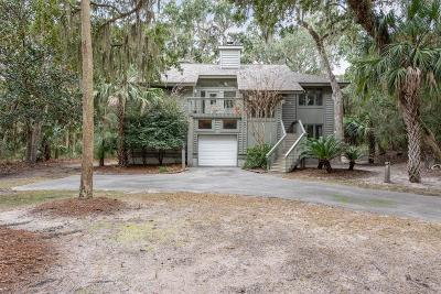 Johns Island Single Family Home Contingent: 2750 Gnarled Pine