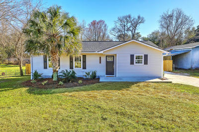 North Charleston Single Family Home For Sale: 1457 Bexley Street