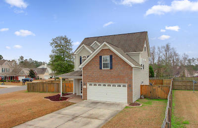 Summerville Single Family Home Contingent: 415 Hunsford Street
