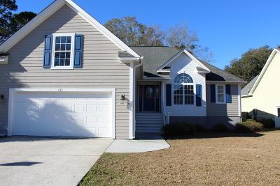 Charleston Single Family Home For Sale: 613 Stoneboro Court