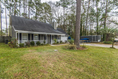 Summerville Single Family Home For Sale: 417 Woodward Boulevard