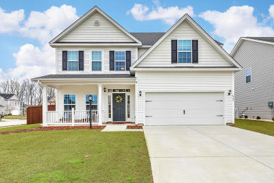 Charleston Single Family Home For Sale: 8167 Copperas Hill Drive