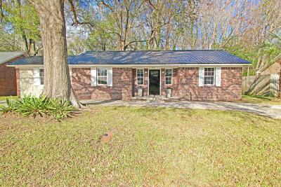 Summerville Single Family Home For Sale: 308 Violet Drive