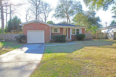 Single Family Home For Sale: 1643 Falmouth Street