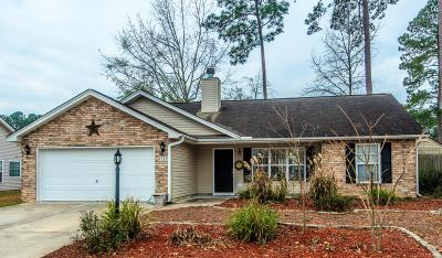 Summerville Single Family Home For Sale: 1213 Millbrook Road
