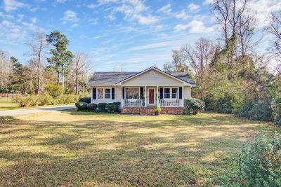 Single Family Home For Sale: 120 Jolly Lane