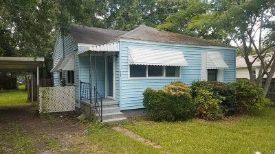 North Charleston Single Family Home For Sale: 2703 Decatur Street