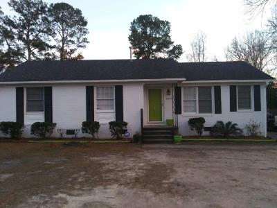 North Charleston Single Family Home For Sale: 3419 Pinoca Lane