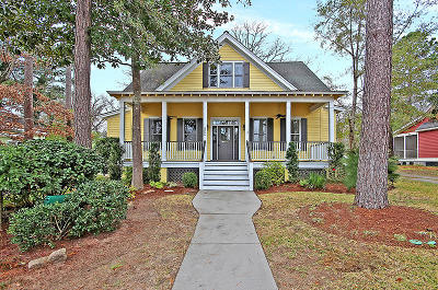 Single Family Home Contingent: 5056 Coral Reef Drive