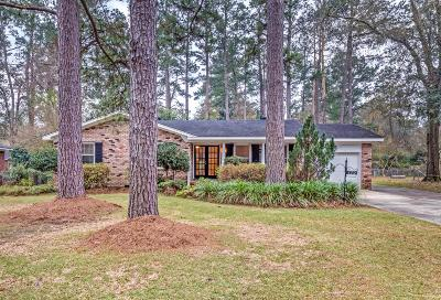 Summerville Single Family Home For Sale: 112 Niblick Road