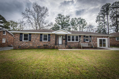 Hanahan Single Family Home For Sale: 1243 Woodside Drive